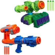 Marvel Avengers Infinity War NERF Star-Lord + Hulk Assembler Gear Blaste... - $59.95