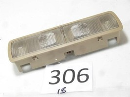 2001-2005 Honda Civic 2dr Dome Light Front Brown Factory Oem 1B306 - $29.69
