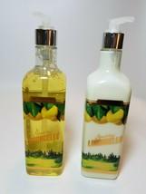 Bath & Body Works 15 oz Sparkling Limonchello Hand Soap & Hand Lotion O... - $54.40