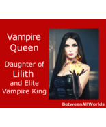 Female Sexy Vampire Queen Daughter of Lilith & Love 3rd Eye Wealth Ritua... - $165.00
