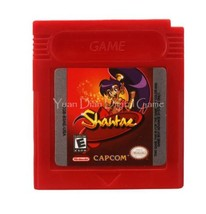 Nintendo GBC Video Game Cartridge Console Card Shantae English Language ... - $15.80
