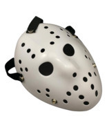 1pc Jason Voorhees Friday the 13th Horror Movie Hockey Mask Scary Hallow... - £4.66 GBP