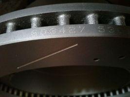 2X Rear Discs Brake Rotors For 2006 2007 2008 Dodge Ram 1500 G3000 Casting Slot image 3