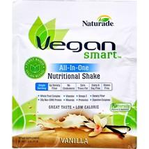 Naturade VeganSmart All-In-One Nutritional Shake - Vanilla - 1.51 oz - C... - $44.99