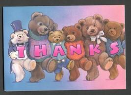 3 Vintage Greeting Cards Thank you - identical - trademark Hallmark - 5.... - $3.00