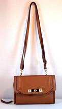 Jessica Simpson Crossbody Shoulder Bag Purse Brown - $38.56