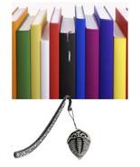 Trilobite Pewter Emblem Pattern bookmark for books organisers codeTS336 - $10.42