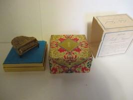 Vintage 1971 Avon Baby Grand Piano Perfume Glace - $16.82