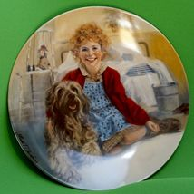1982 Knowles William Chambers First Issue Porcelain Annie Collector Plate - $2.95