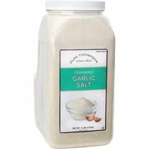 Olde Thompson Granulated Garlic Salt, 10 lbs - $44.07
