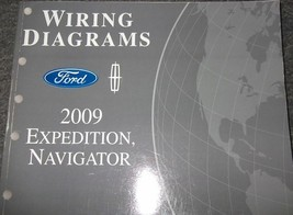 2009 FORD EXPEDITION & LINCOLN NAVIGATOR Repair Service Shop Manual Set ... - $30.81