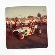 Flip Thompson-Photo-#3-Super Modified Midwestern Car-No Firesuit-VG - $20.61