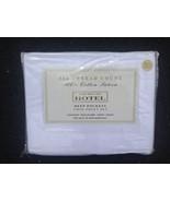 Fine Deluxe HOTEL Full Sheet Set - White - $15.99