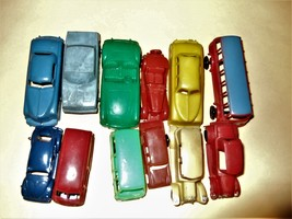 Vintage cars - Lot of 20 Cars from the 60's - $12.95