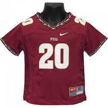NIKE Florida State Seminoles NCAA #20 Youth LG Football Jersey NEW - $54.75