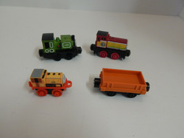 Mattel Gullane Thomas the Train Limited Train Cars mixed Lot of 4 - $7.87