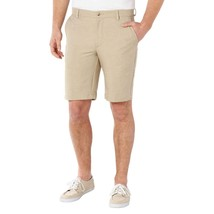 Greg Norman Signature Series Golf Shorts  , Color: Bamboo Tan Heathered - $14.99+