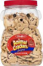 Stauffers Original Animal Crackers 24 oz. Bear Jug (2 Containers) - $20.19