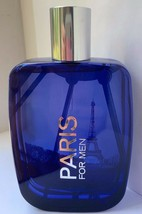 Bath and Body Works PARIS FOR MEN 3.4oz Cologne Spray New, *NO BOX* - $29.65