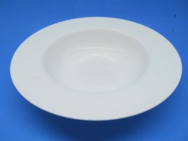 Nevaeh White by Fitz and Floyd Rim Soup Bowl - $9.69