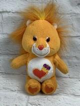 "Care Bears Cousins 9"" Brave Heart Lion Plush Care Bear Collector's Edition - $12.16"