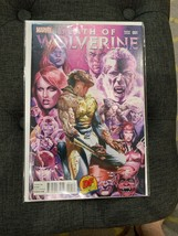 DEATH OF WOLVERINE #1 JG JONES DF VARIANT DYNAMIC FORCES MARVEL COMICS 2014 - $24.50