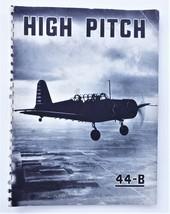 1944 vintage WWII enid ok ARMY AIR FIELD Photo 44-B High Pitch school photos - $68.95