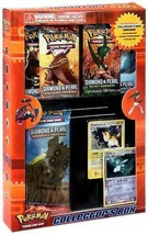 Pokemon Diamond and Pearl Collectors Box Sealed TCG 4 Booster Packs & Th... - $74.95
