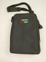 Nintendo Gameboy Color Carrying Travel Case Shoulder Bag w/ Hard Plastic... - $19.97