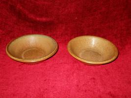 "Studio Nova Coppersuite set of 2  soup / cereal bowls 7"" - $12.82"