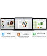 WPS Office Business , Office Word , Excel ,Powerpoint Compatible Lifetime - $68.35