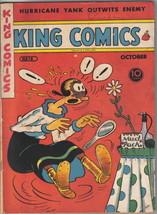 King Comics Comic Book #78 David Mckay 1942 FINE - $63.77