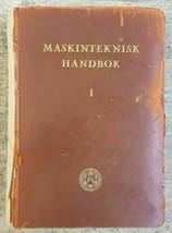 Maskinteknisk Handbok 1 (Swedish) - $10.80
