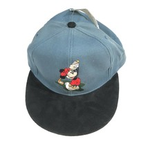 True Vintage Deadstock Disney Mickey Mouse Playing Golf Hat Rare!NEW! Q1 - $57.03