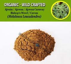 POWDER Ajwain Ajowan Ajowan Caraway Bishop's Weed Carom Trachyspermum Ammi - $7.99+