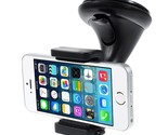 360 Degree Rotation Ball Head Suction Cup Car Mount Holder, Width: 56-87mm