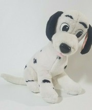 Vintage 101 Dalmations Plush Perdita Stuffed Animal Dog Mattel Disney 1991 - $38.79