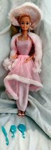 Vintage~HTF Superstar Pink & Pretty Barbie Doll~#3554~All Original~Jewelry~1981 - $70.11
