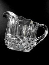 Milk Jug EAPG McKee #75 English Colonial w Large Horizontal Diamond & Panel - $19.95