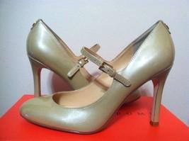 Ivanka Trump Janna Light Natural Patent Leather Women's Heels Pumps Size 9.5 M - $47.13