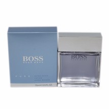 HUGO BOSS BOSS PURE AFTER SHAVE LOTION 75 ML/2.5 FL.OZ. - $46.04