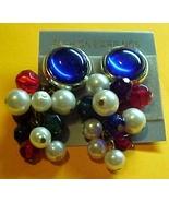 Dangle Pierced Ear Ear-Ring - $3.00