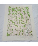 1942 VTG Map New York CASTLE CREEK QUADRANGLE topo geological survey (a19)4 - $64.35
