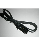Power Cord for Superlectric Grill Waffle Maker Model 120 (2pin 6ft)  - $15.67