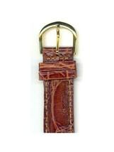 Timex Man's 18mm Brown Crocodile Grain Watch Band TX46318HN  - $14.80