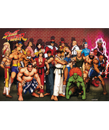 Street Fighter Poster Amazing Cast - RARE HOT NEW 24x36 Best Images Prin... - $12.86