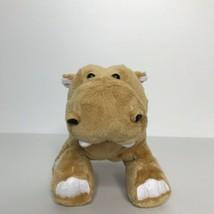 "Ganz Webkinz Mud Hippo HM384 Plush Stuffed Animal Beanie 8"" Tall  No Code - $15.83"