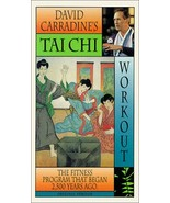 David Carradine's Tai Chi Workout [VHS] [VHS Tape] - $12.99