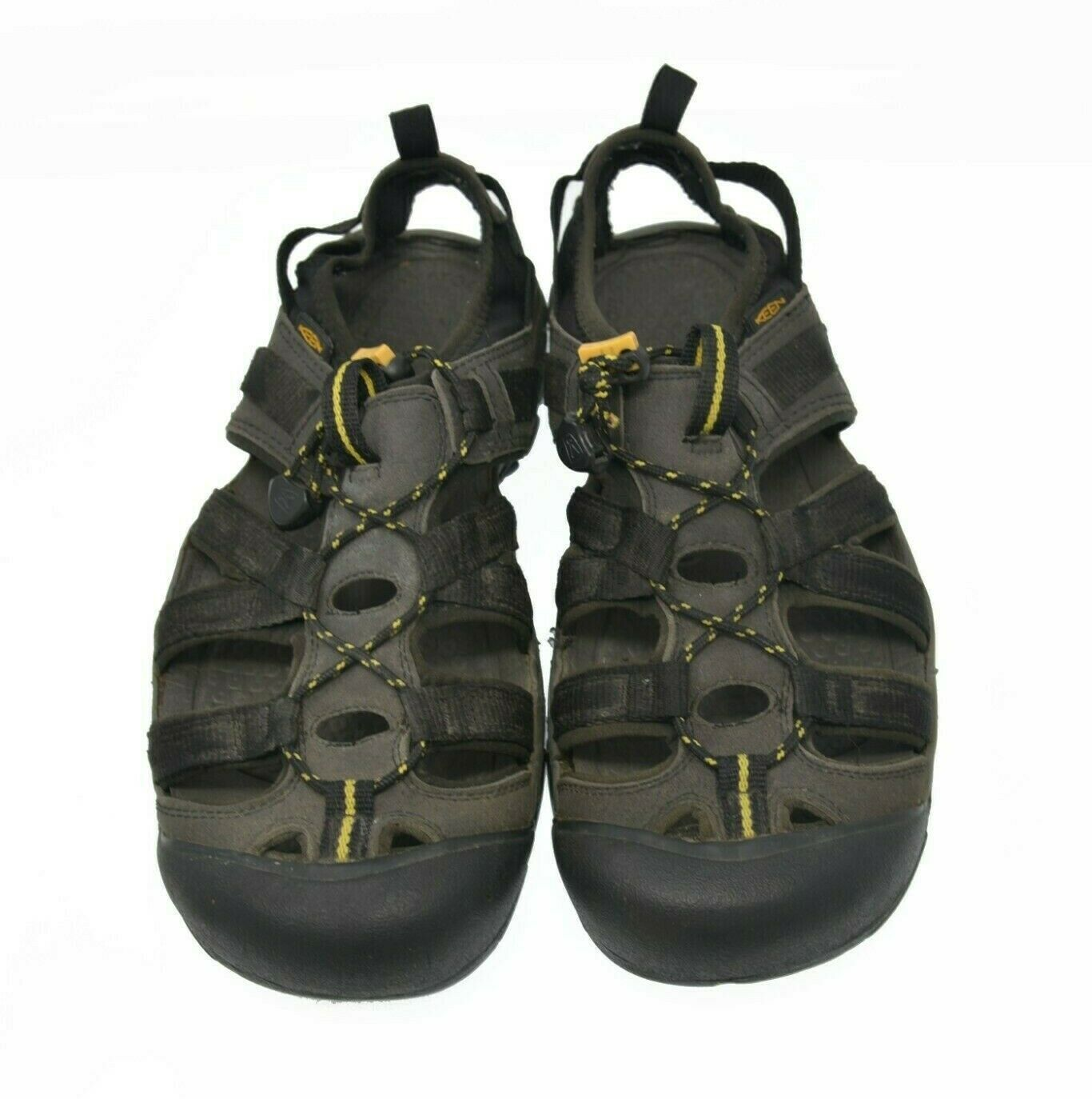 KEEN Men's Sz 9.5 Sports Water Ready Bungee Strap Hiking Sandals