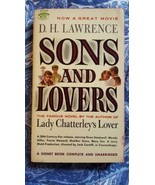 D H LAWRENCE/SONS & LOVERS/SIGNET PB/6TH ED 9/60: EXCELLENT CONDITION - $10.00